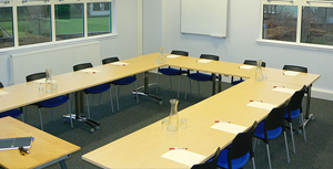 Theatre Style Conference Room at Duddington Yards